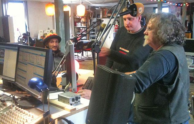radio-raakveld